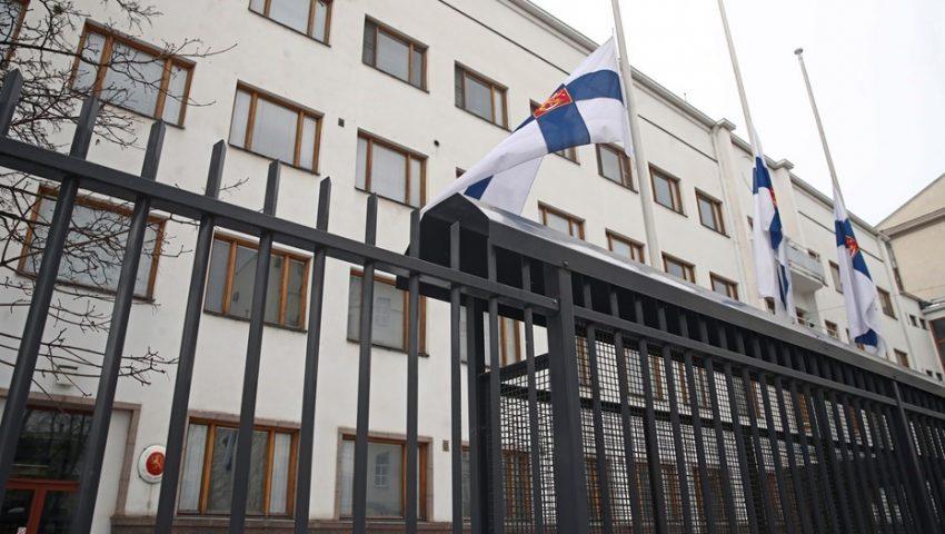 Посольство Финляндии