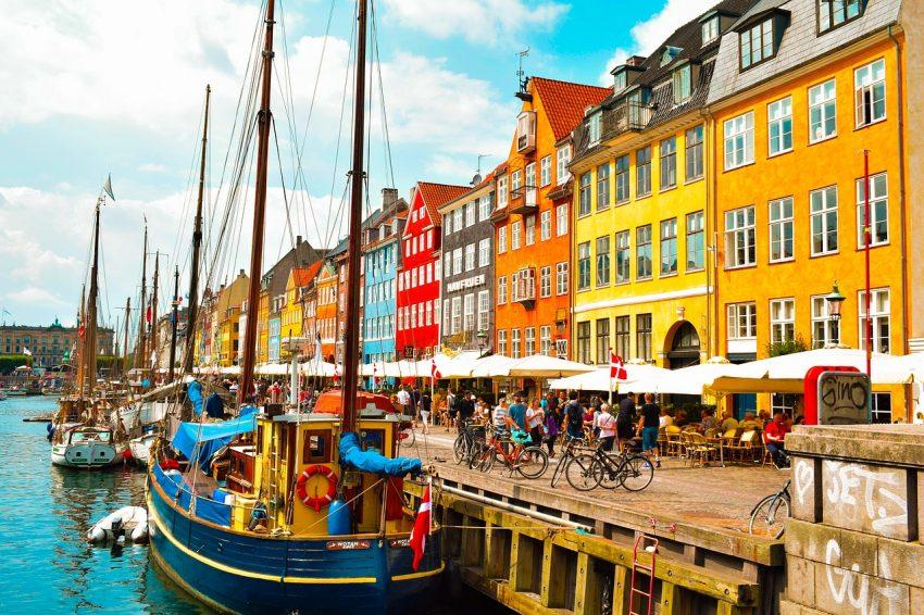 Как иммигрировать в Данию из Украины